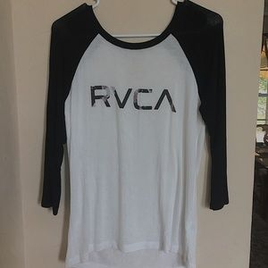 RVCA top, size S, great condition